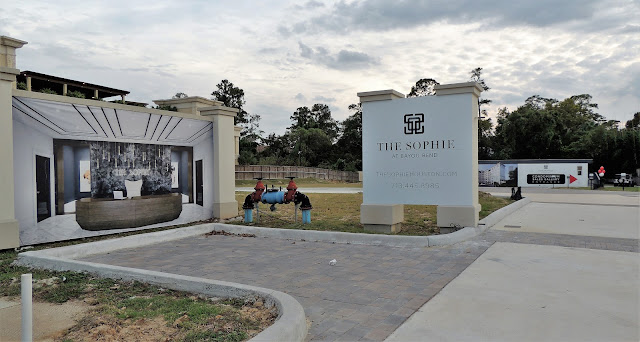 6017 Memorial Drive Condo Project Site - The Sophie at Bayou Bend