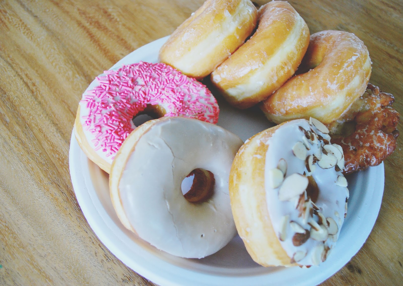 The Great Doughnut Debate - bakeries in Houston, Texas