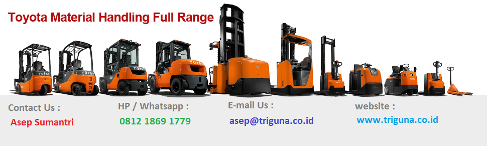 Jual Forklift Toyota Bekasi