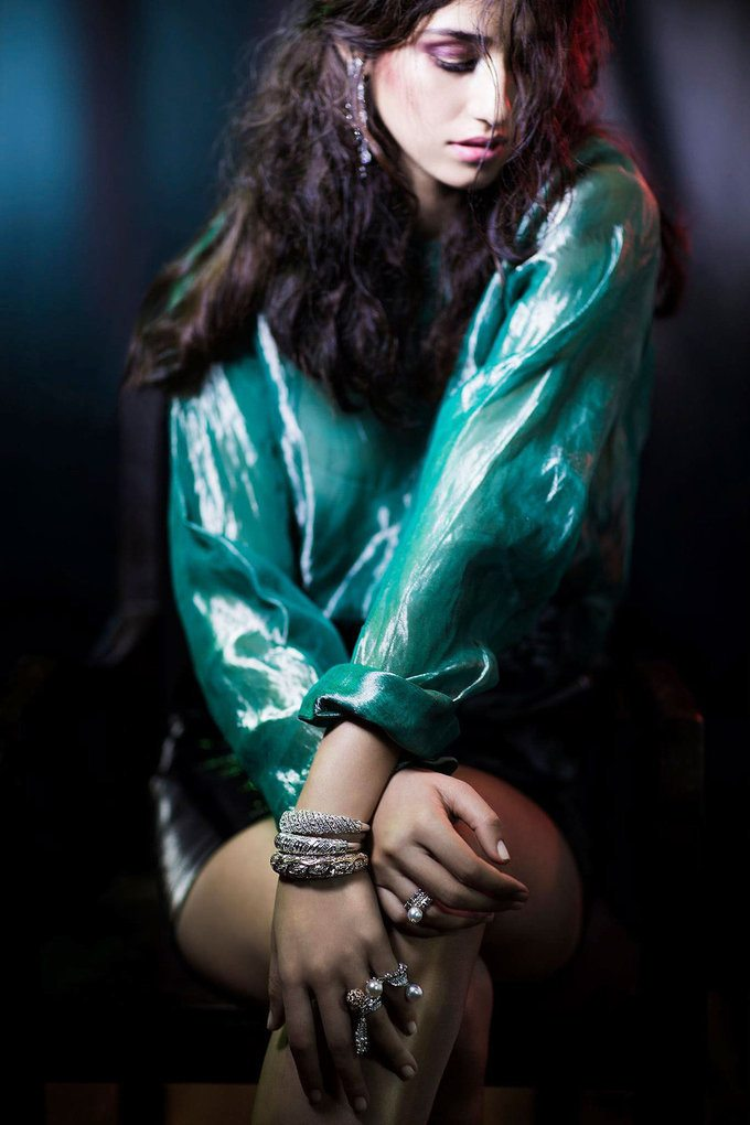 Disha Patani Photo Shoot For Adorn Magazine 2017