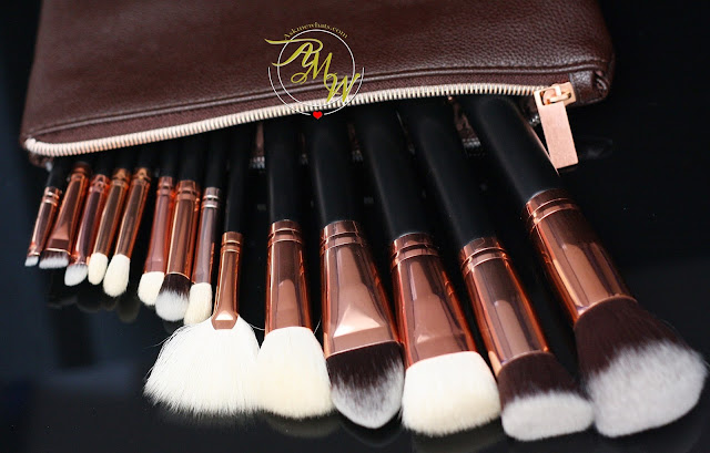 a photo of Riot Girl Complete Brush Set
