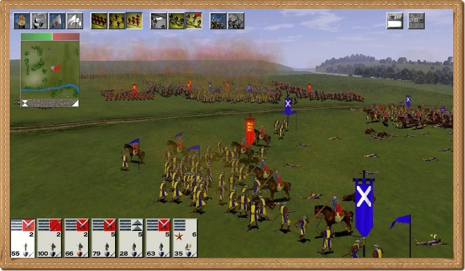 Medieval Total War PC Games Gameplay