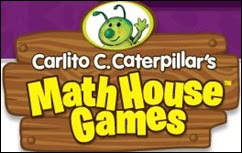 Carlito C. Caterpillar's Math House Games