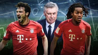 Bayern Akan Lepas 2 Pemain Bintangnya !!
