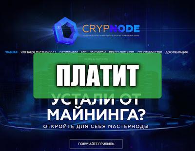 Скриншоты выплат с хайпа crypnode.io