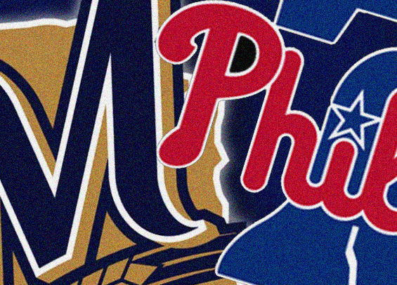 Phillies set to host Brewers