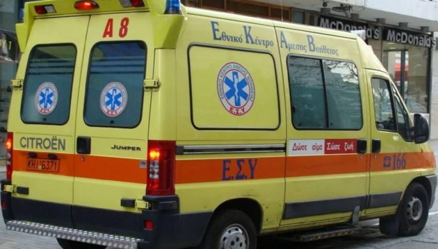 Αποτέλεσμα εικόνας για Ασθενοφόρο τραγωδία