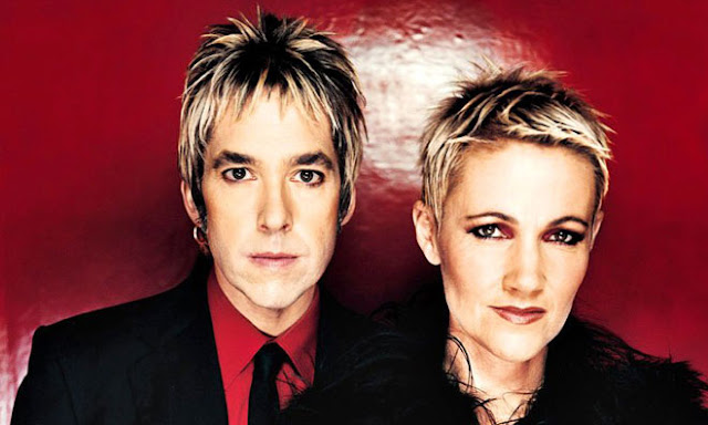 Lirik Lagu Como La Lluvia En El Cristal (Watercolours In The Rain) ~ Roxette
