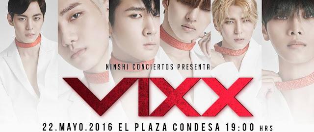 VIXX en México