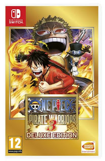 One Piece Pirate Warriors 3 Edition Deluxe Nintendo Switch - One Piece Pirate Warriors 3 Edition Deluxe Switch XCI NSP