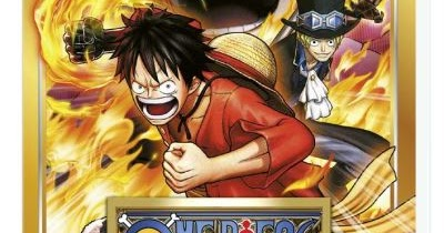 One Piece Pirate Warriors 3 Edition Deluxe Switch XCI
