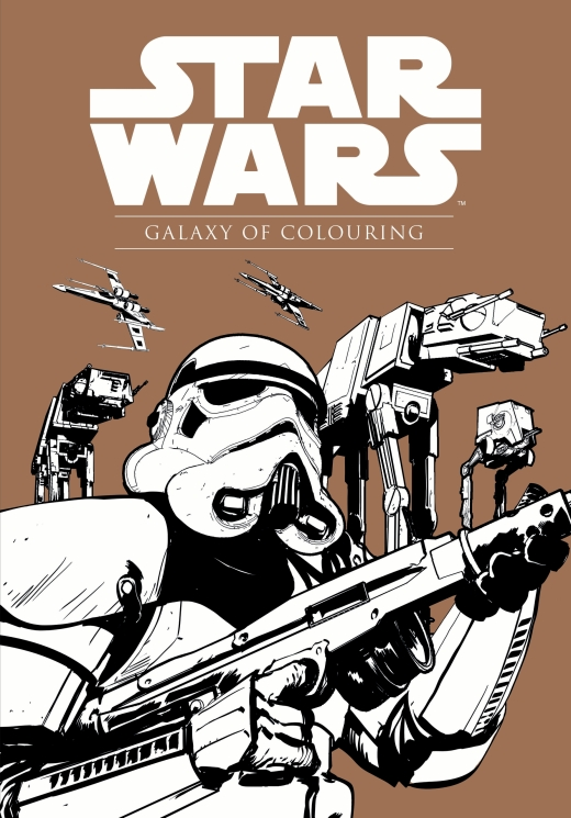 EXPLORE THE 'STAR WARS' UNIVERSE IN BOOKS FOR ALL AGES...