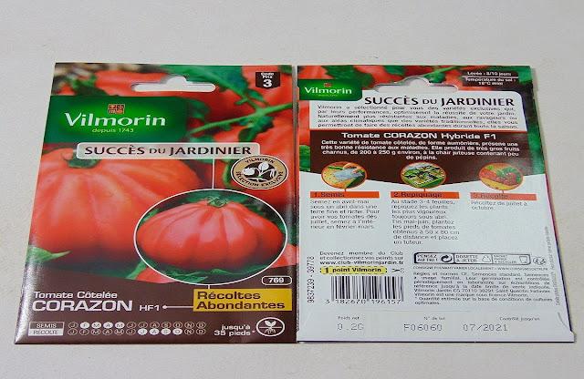 بذور الطماطم  مجانا