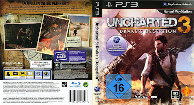 Uncharted 3 Drakes Deception PS3 free download full version