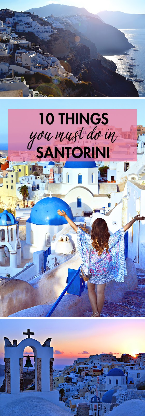 Must Do: History In High Heels: 10 Things You Must Do In Santorini