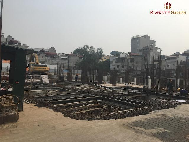 Cập nhật tiến độ thi công dự án 349 Vũ Tông Phan