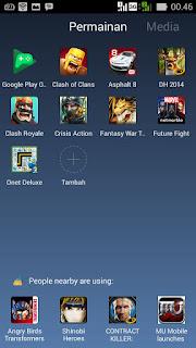 Aplikasi Game Asus Zenfone 5