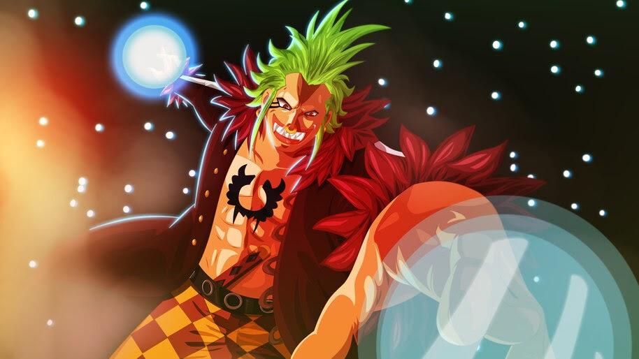 Bartolomeo, One Piece, 4K, #6.2
