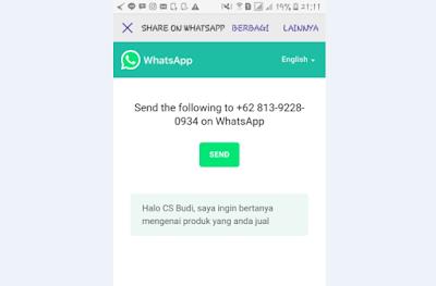 Cara Membuat Direct Link Url Chat WA | Tips Buat Jualan Online