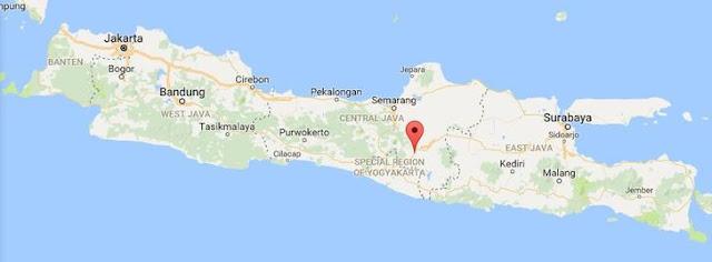 Pulau jawa 5 Pulau Terbesar di Indonesia