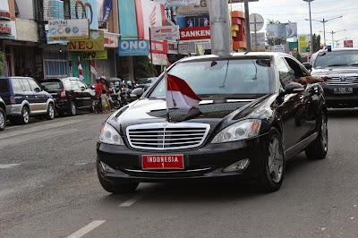 Hasil gambar untuk mobil kepresidenan sby
