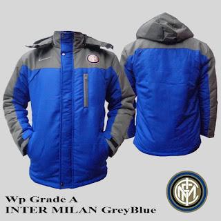 Jaket Waterproof Inter Milan