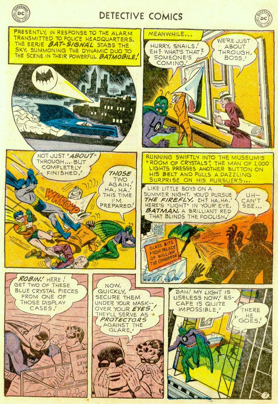 Read online Detective Comics (1937) comic -  Issue #184 - 9