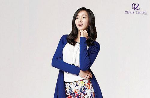Noticias: Fotos: Soo Ae de Queen of Ambition Modela Para