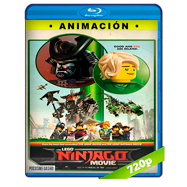 Lego Ninjago: La película (2017) BRRip 720p Audio Dual Latino-Ingles