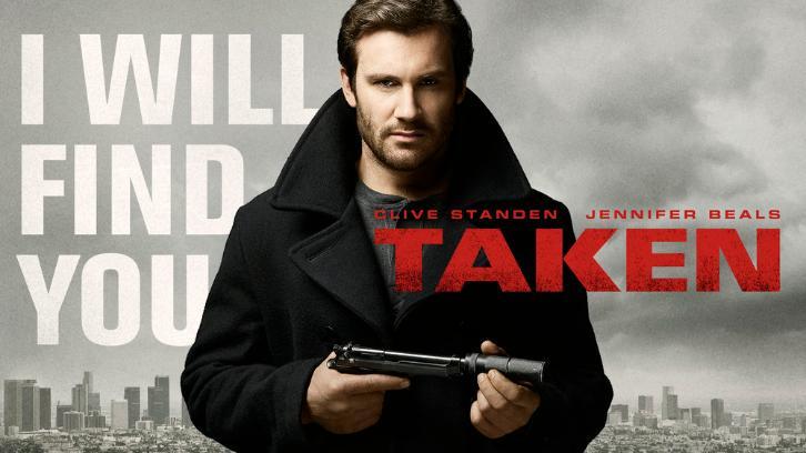 Taken - Season 2 - Promos, Cast Promotional Photos