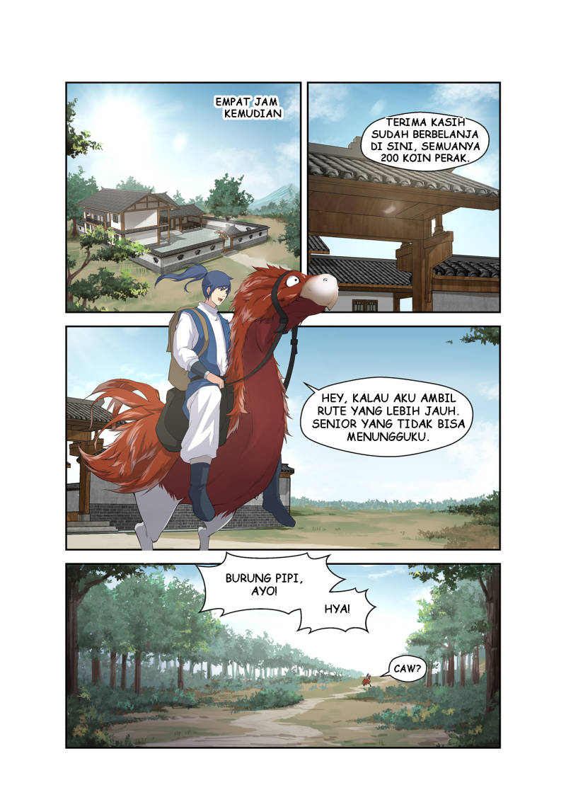 Heaven Defying Sword Bahasa Indonesia Chapter 19