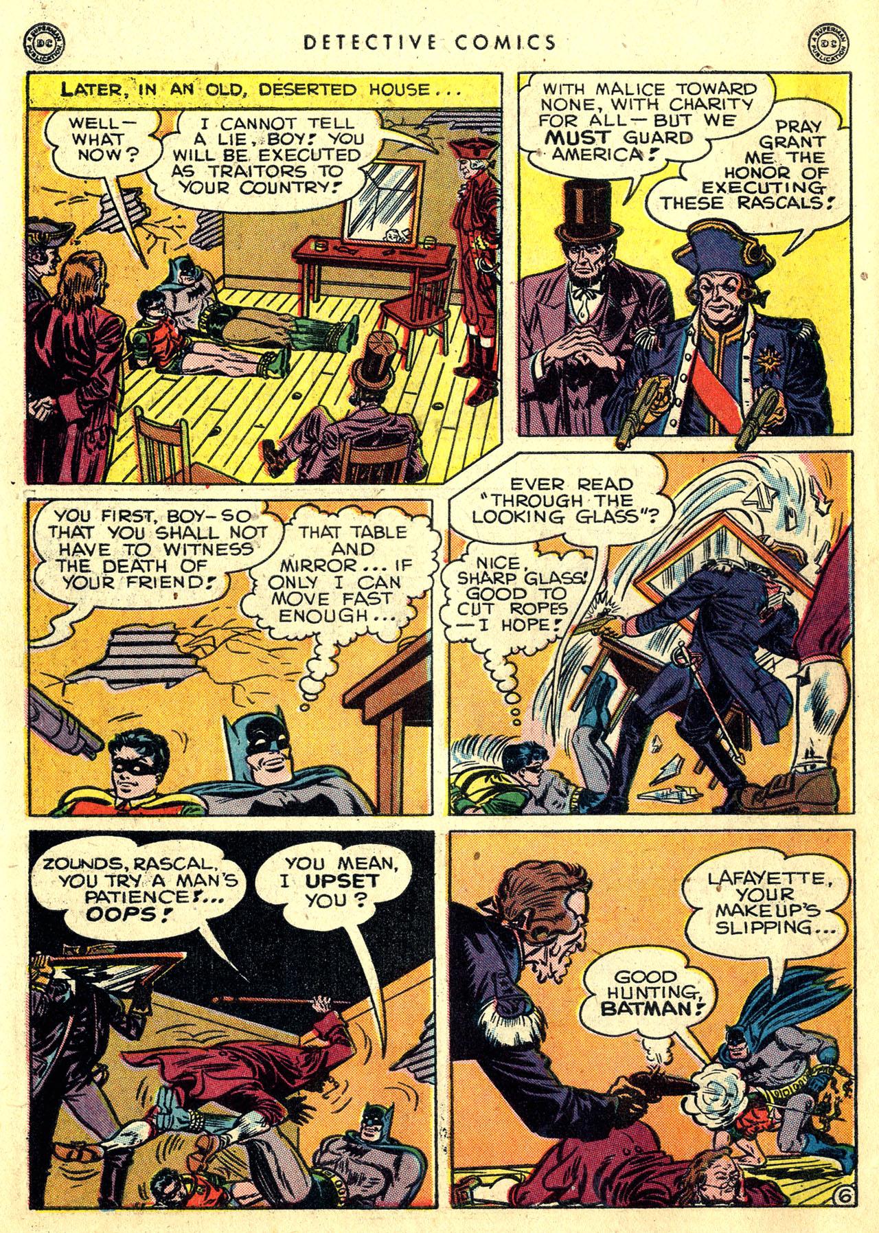 Read online Detective Comics (1937) comic -  Issue #119 - 8