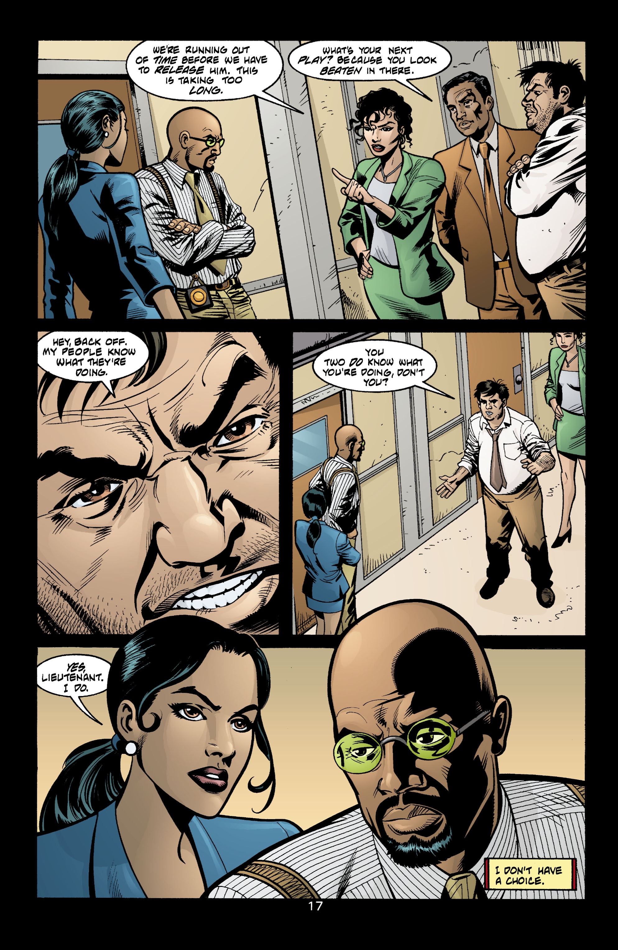 Detective Comics (1937) 754 Page 16