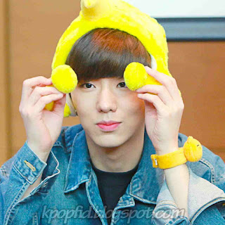Photo Imut  Yoo Kihyun Monsta X Paling Baru