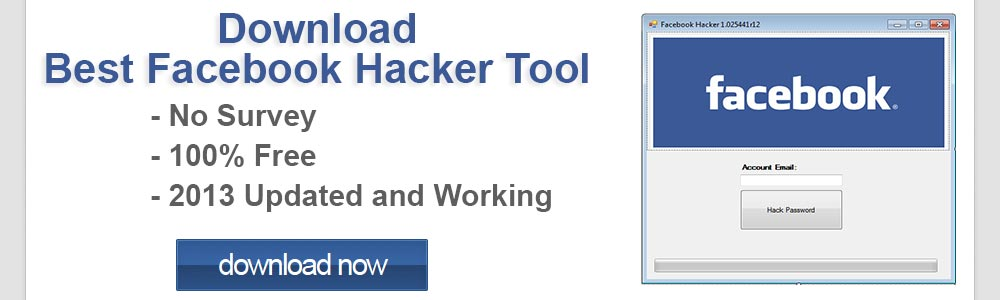 facebook hacker software free  full version 2013 no survey