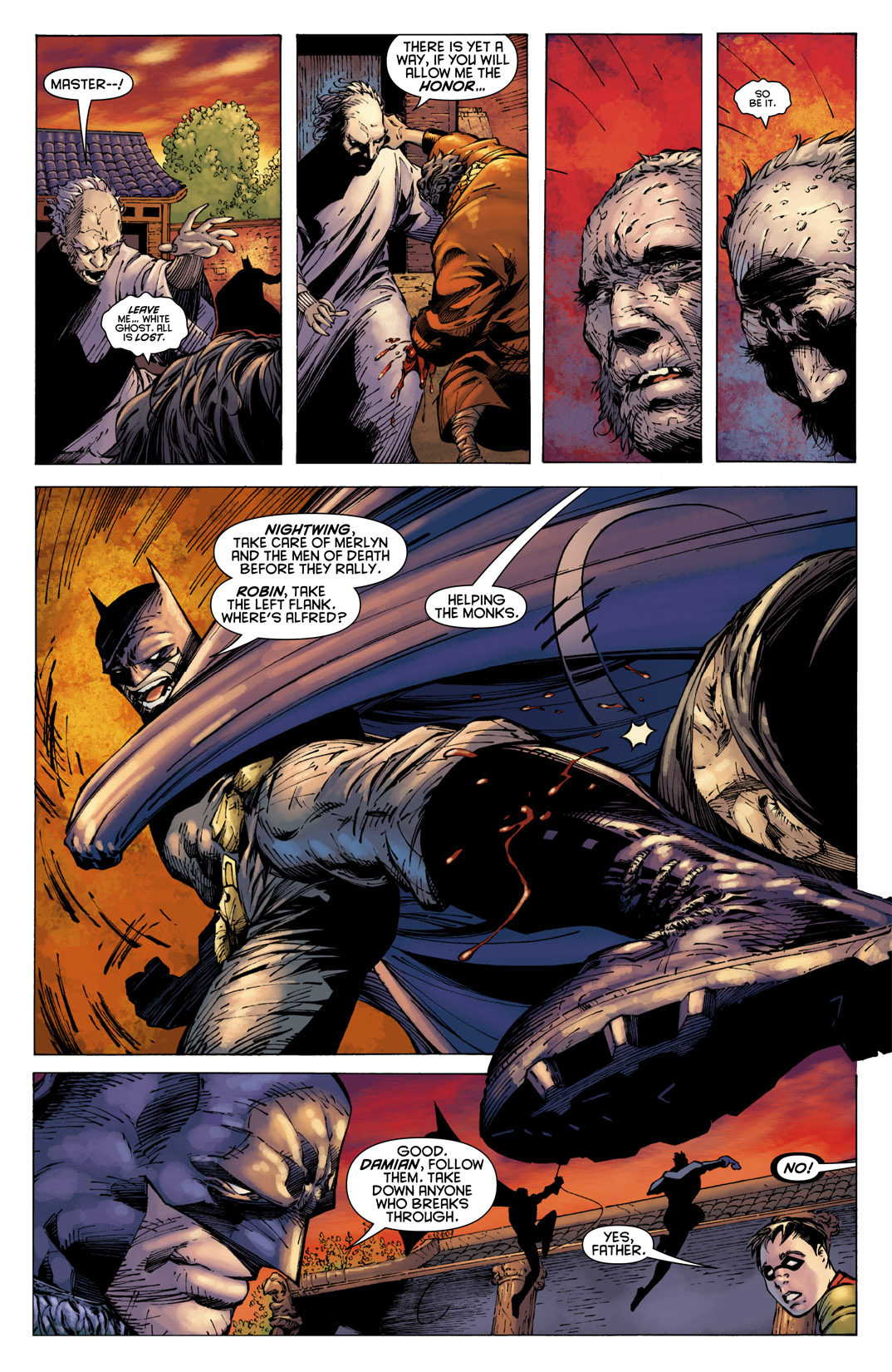 Detective Comics (1937) 839 Page 6