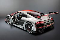 Audi R8 LMS GT3 2019 Rear Side