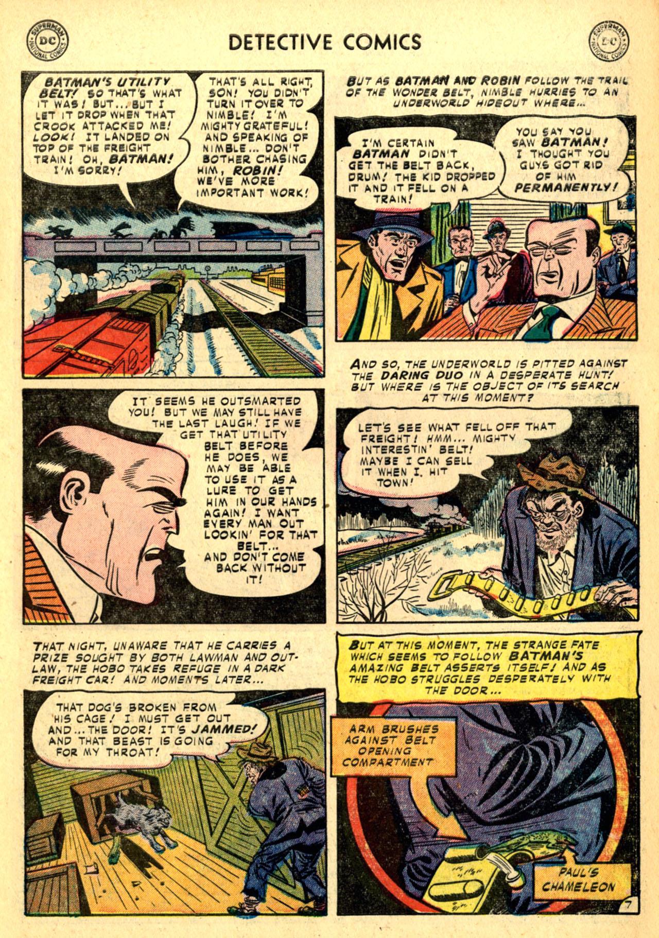Detective Comics (1937) 185 Page 8