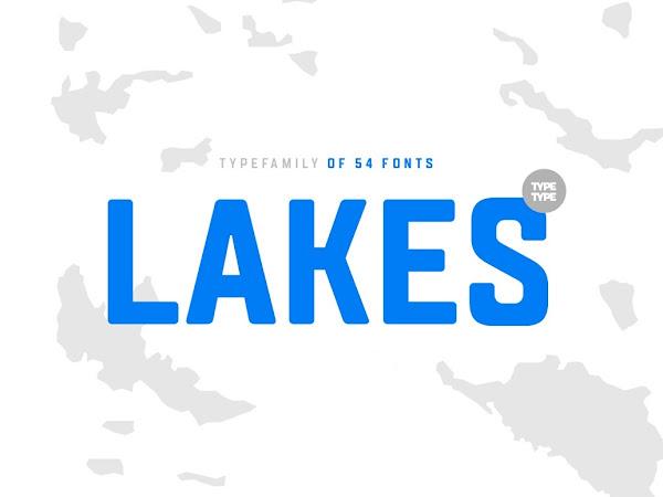 Download TT Lakes Sans Serif Font Free