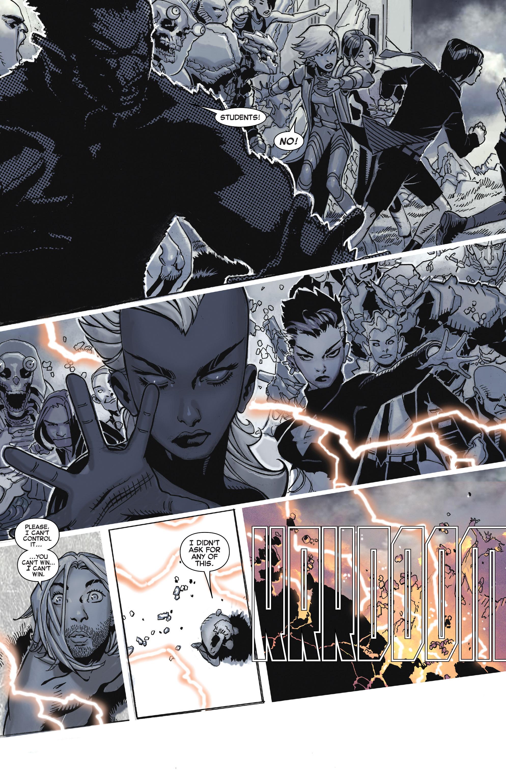 Read online Uncanny X-Men (2013) comic -  Issue # _TPB 5 - The Omega Mutant - 100