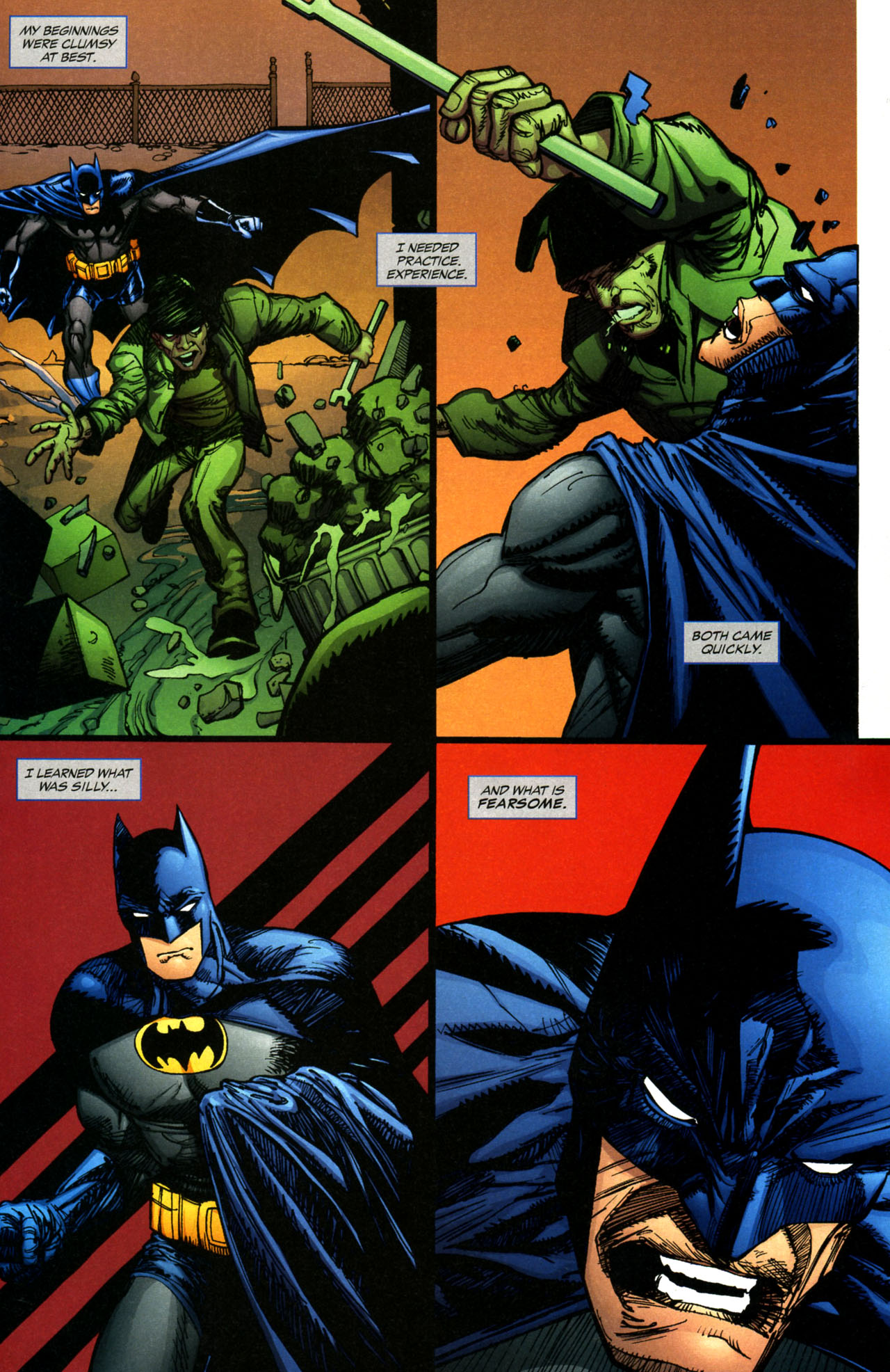 Batman Confidential Issue #7 #7 - English 4