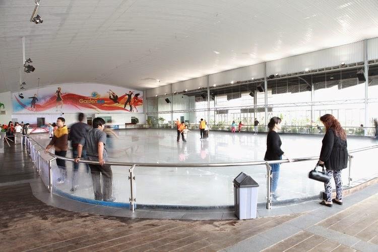 Cara Bermain di Tempat Ice Skating di Bandung