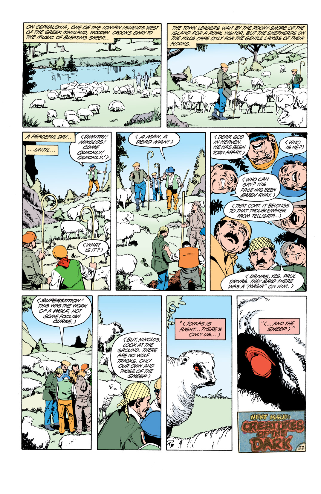 Read online Wonder Woman (1987) comic -  Issue #17 - 23