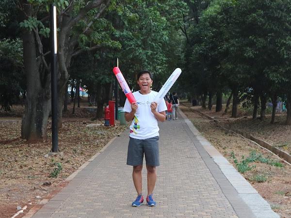 Waktunya Asian Games!