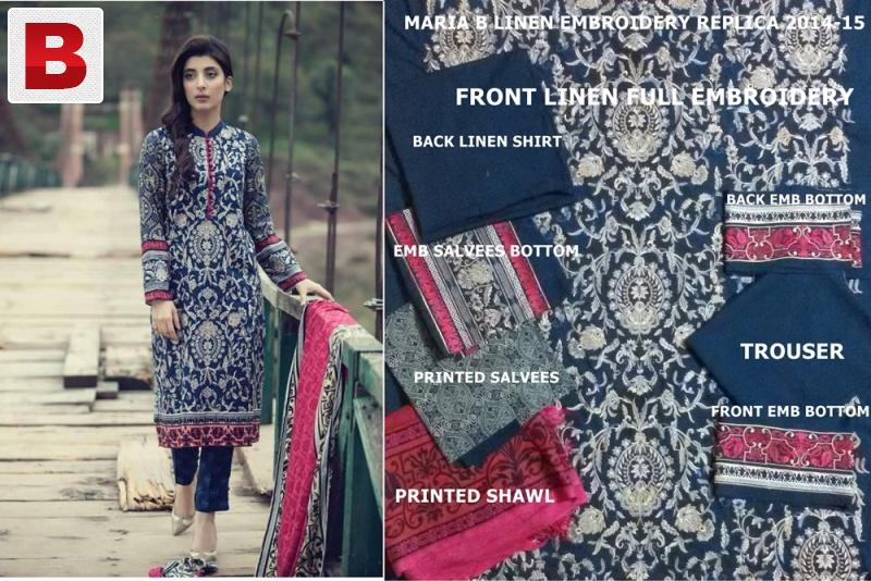 595aff29b9 ... of Pakistan including Maria B., Zara Shahjahan, Deepak Perwani, Sana  Safinaz and Nomi Ansari. We have replica of almost all top designer replica  suits.