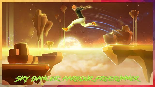 تحميل لعبة Sky Dancer v4.0.6 مهكرة كاملة للاندرويد (اخر تحديث) logo