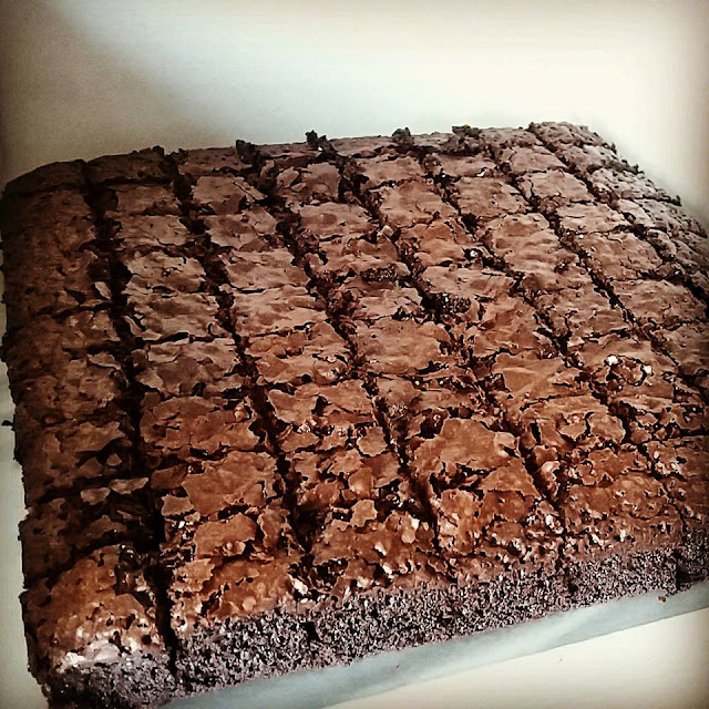 Resepi Brownies Original