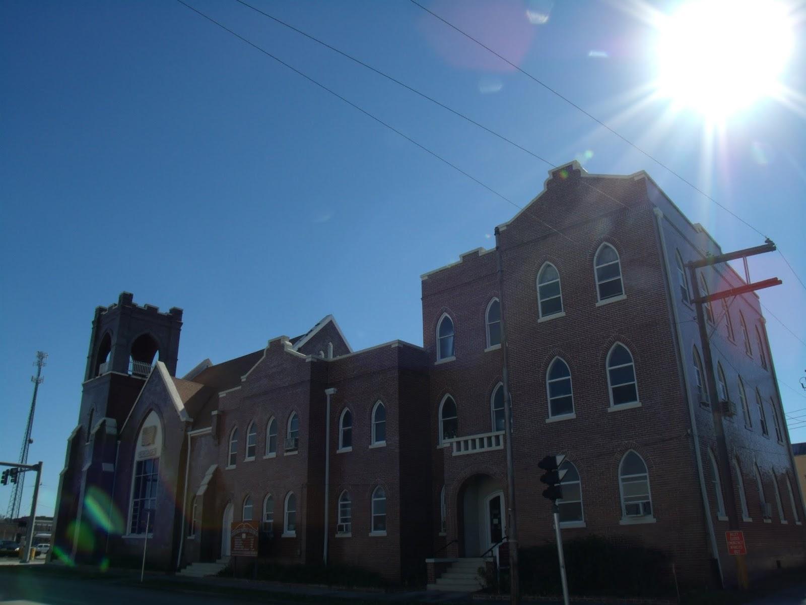 Iglesia en Arcadia