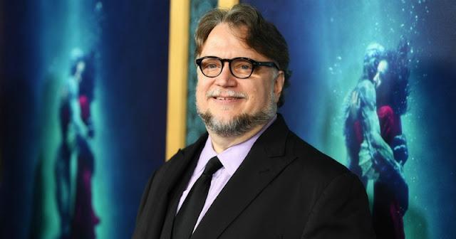 Guillermo Del Toro (The Shape Of Water) - WINNER