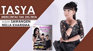 Lirik Lagu Mencintai Tak Dicinta - Tasya Rosmala